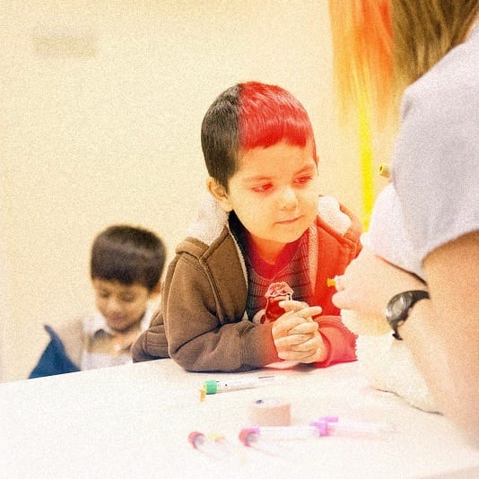 Health4All Undocumented Kids in CA